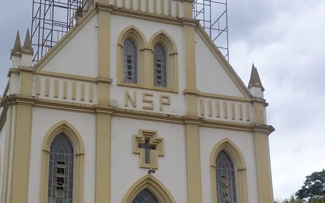 Manutenção e reforma de igrejas